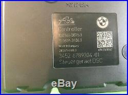 BMW 3 SERIES E93 LCI E92 DSC ABS PUMP CONTROLLER 3.0 DIESEL 330d 335d