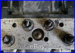 BMW 5 ABS Pump and Control Module E39 0265225005 6758969 1998