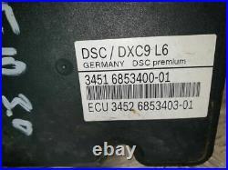 BMW 5 F10 F11 2014 Diesel ABS Pump 6853400 190kW
