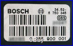 BMW 5 Series E39 ABS Pump 0265223001 0265900001 34516750383 34526750345