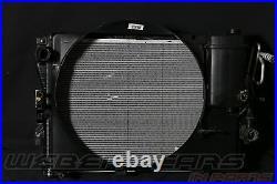 BMW 5er E39 540i Kühler Paket Wasserkühler 8378438 Klimakondensator Lüfter 850W