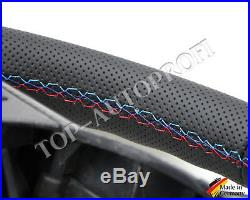 BMW 5er E60 E61 M Lenkrad Sportlenkrad neu beziehen mit Leder ab 2003 147