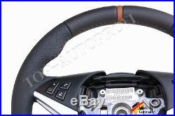 BMW 5er E60 E61 M Lenkrad Sportlenkrad neu beziehen mit Leder ab 2003 AR. 548