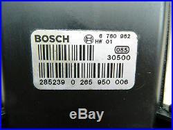 BMW 7 series E65 E66 ABS pump 6760962