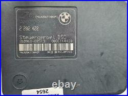 BMW ABS DSC Pump Fits E46 M3 CS Competition CSL 2282422 2282420