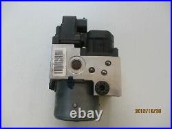 BMW C1 Druckmodulator ABS Block Pumpe Steuergerät Hydraulikaggregat 34512335805