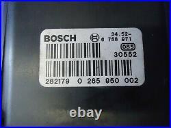BMW E39 5-Series ABS Pumpe Einheit 0265950002 0265225005 34.52-6758971