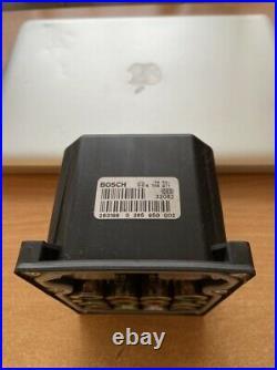 BMW E39 E38 5 7 Series HYDRAULIC ABS PUMP 6758971 0265950002 0265225005 TESTED