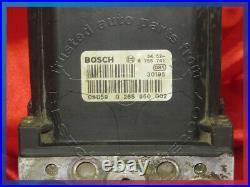 BMW E39 E38 E52 5 7 Z8 series ABS PUMP BRAKE HYDRAULIC DSC ELECTRONIC BLOCK ECU