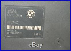 BMW E46 323i 328i Z3 Anti-Lock Brake System ABS DSC Hydro Pump 34511166082