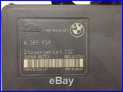 BMW E46 Facelift Hydroaggregat Hydraulikblock ABS DSC- 34.51-6765453 / 6765454