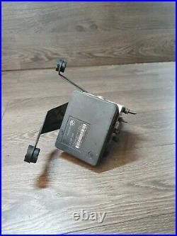 BMW E46 M3 ABS Pump and Control Module 2282250 2282249