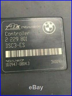 BMW E46 M3 DSC ABS Pump