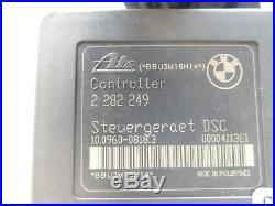 BMW E46 M3 SMG DSC / ABS Pump 2282249 2282250 27/8