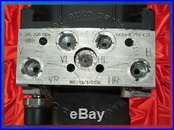 BMW E53 X5'es ABS PUMP BRAKE MODULE ELECTRONIC HYDRAULIC BLOCK ECU DSC ANTI LOCK