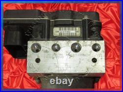 BMW E53 X5's ABS PUMP DSC BRAKE MODULE ECU CONTROLLER ELECTRONIC HYDRAULIC BLOCK