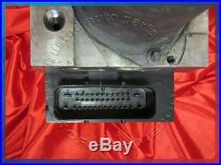 BMW E53 X5 series 3.0i 4.4i 4.8is ABS PUMP BRAKE HYDRO BLOCK DSC ECU CONTROLLER