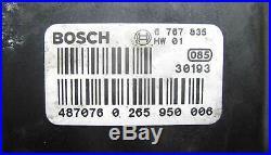 BMW E65 E66 7-Series ABS DSC Anti-Lock Brake Traction Control Module Pump 02-08
