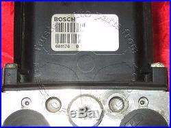 BMW E65 E66 7 series ABS PUMP BRAKE ANTI LOCK UNIT DSC COMPRESSOR ECU CONTROLLER