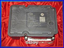 BMW E81 E82 E87 E90 E91 1 3'ies ABS BRAKE PUMP DSC HYDRO ECU CONTROLLER 6778485