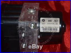 BMW E81 E82 E87 E90 E91 E92 1 3 series ABS BRAKE PUMP DSC HYDRO ECU CONTROLLERU