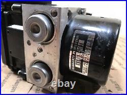 BMW E85 Z4 M Sport Abs Anti Lock Brake Pump Module Unit System Control OEM