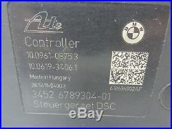 BMW E90 E91 E92 E93 325d 330d N57 ABS / DSC Pump & ECU 6789303 / 6789304 #082