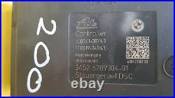 BMW E93 CONVERTIBLE LCI 320i 325D 2007-2013 ABS PUMP MODULATOR 6789303 6789304
