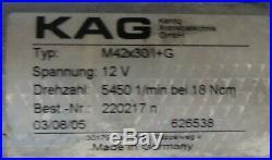 BMW K1200R K1200S & R1200GS R1200RT Gen 1 Integral ABS Pressure Modulator Pump