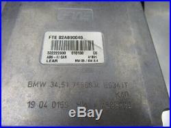 BMW K1200S Steuergerät Druckmodulator Teilintegral ABS Hydroaggregat Bremspumpe