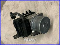 BMW K21 R nineT R nine T ABS pressure pump modulator control unit