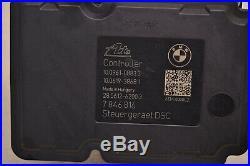 BMW M3 DSC MK60 ABS Module Hydraulic Pump Unit 50k Miles E90 E92 Oem 2008-2013
