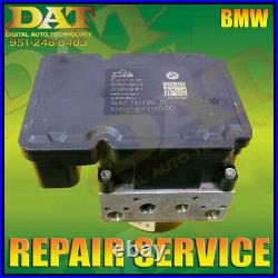 BMW M5 ABS Pump and Module (2006-2010) Repair Service