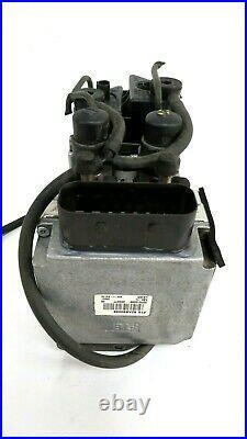 BMW R1150GS Adventure ABS Druckmodulator integral Hydroaggregat Pumpe Steuergerä