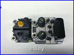 BMW R1150 R R1150R (3) 02' ABS Module control unit pump Pumpe Druckmodulator