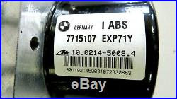 BMW R1200GS K25 2012 TÜ Druckmodulator Integral ABS Pumpe Steuergerät