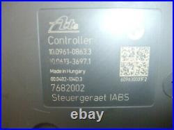 BMW R1200RT 2009, 2005-09 ABS Pump Module VGC #174