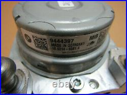 BMW R1250GS 2019 4,372 miles ABS pump control unit module (3517)