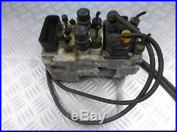 BMW R 1150 GS 2001-2003 ABS pumpe druckmodulator (ABS pump) 201336355