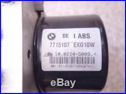 BMW R 1200 GS Adventure ABS Pumpe Druck Modulator Steuergerät brake modul unit