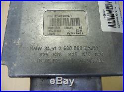 BMW R 1200 GS K 1200 R/ S 1300 R /S ABS Druckmodulator Hydroaggregat Bremspumpe