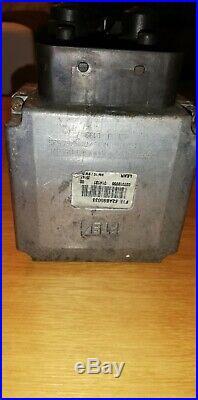 BMW R 1200 RT 2003-2009 ABS Pumpe Druckmodulator (ABS pump) defekt