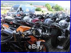 BMW R 1200 hp2 Megamoto Bj. 08 ABS Pumpe, ABS, 00000265231 5300 km gelaufen