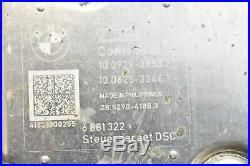 BMW X3 X4 F25 F26 2010-2019 Diesel N57 ABS Pump DSC Control Module