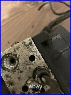 BMW X5 E53 BOSCH ABS PUMP 0265950067 0265225146 3451 6756214 with plug / loom
