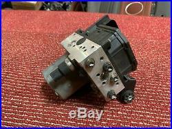 Bmw 1997-2003 E39 Anti Locking Abs Dsc Lock Brake Pump Module Computer Oem #011