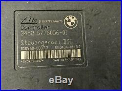 Bmw 3 Series E90 E91 E92 2005-11 Abs Pump & Control Module 6776055-01 6776056-01