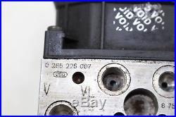Bmw 7 Series E65 E66 730d 2002-2008 Abs Pump 6771231 / 0265225007
