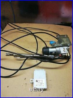 Bmw 7 Series E65 E66 Boot LID Hydraulic Lift Pump Motor+module 7015009, 6921404