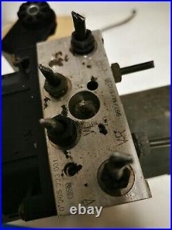 Bmw E39 E38 5 Series Abs Pump Unit Module 0265900001